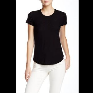 James Perse | Crew Neck Short Sleeve T-Shirt Grey